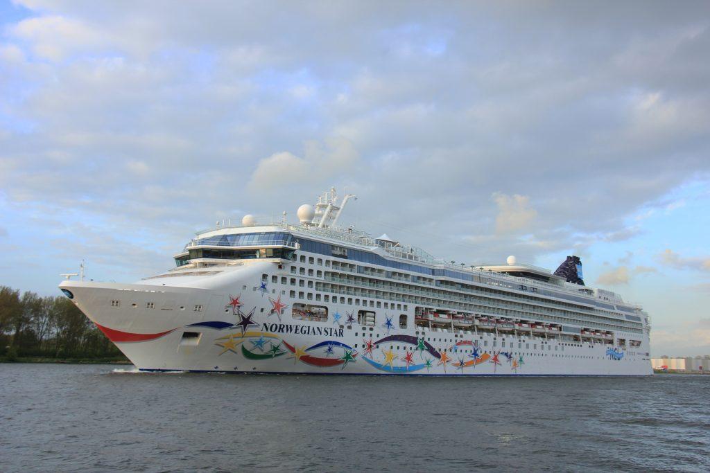 Norwegian Star cruise ship for kids.